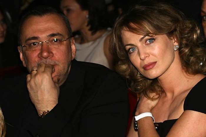 Константин Меладзе и Яна Сумм