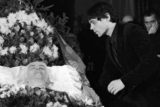 Константин Райкин похороны отца
