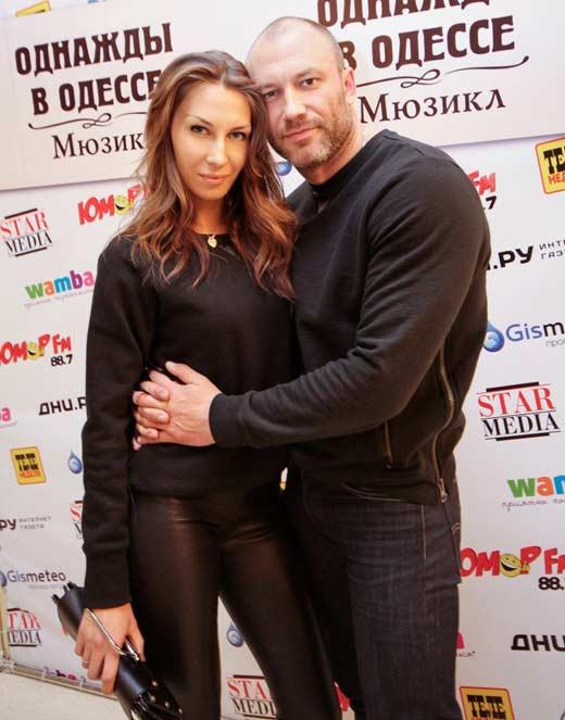 Константин Соловьёв и Анастасия Ларина