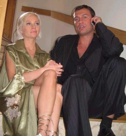Елена Корикова и Андрей Чернышов