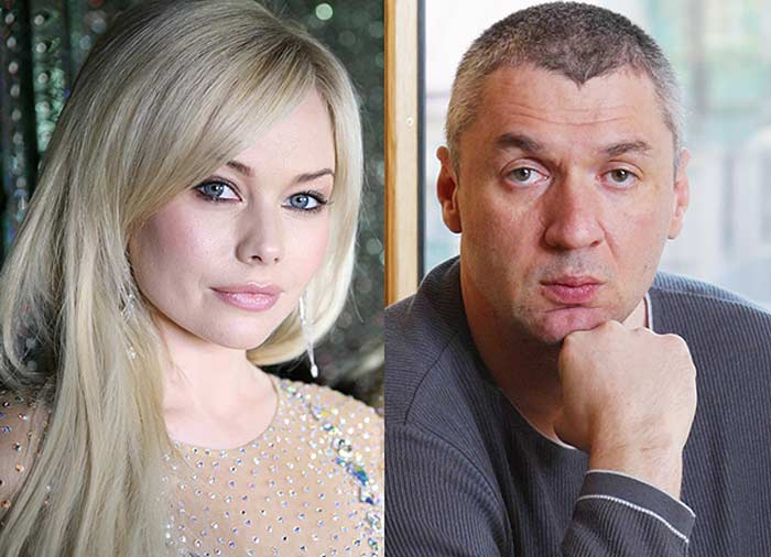 Елена Корикова и Дмитрий Липскеров