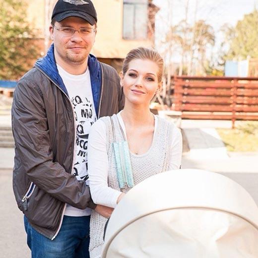 Гарик Харламов и Кристина Асмус 2