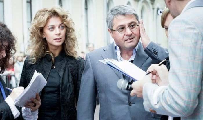 Кристина Кузьмина и Дмитрий Месхиев 2