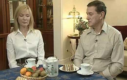 Лариса Вербицкая и Александр Дудов 3
