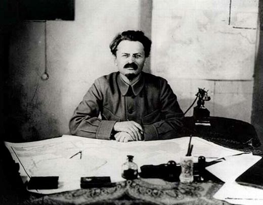Лев Троцкий 3