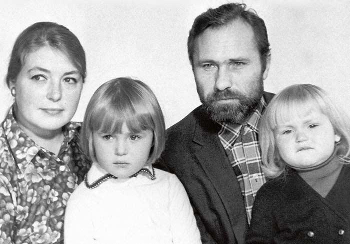 Лидия Федосеева-Шукшина и Василий Шукшин 2