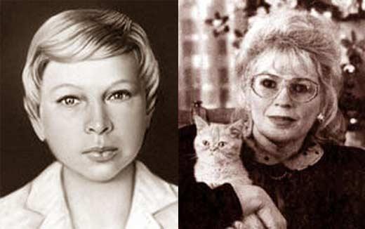 Лидия Князева первая жена Ролана Быкова