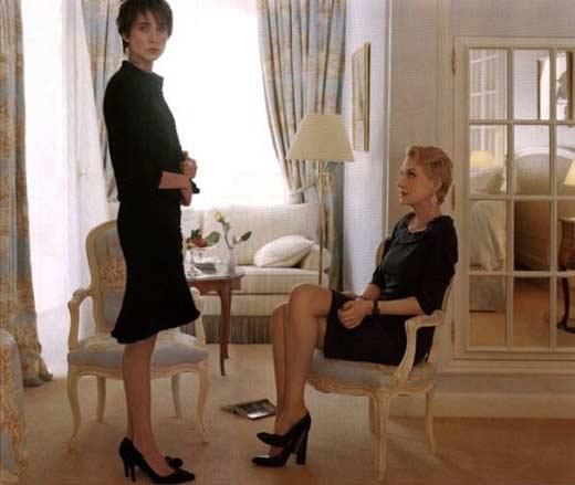 Земфира и Рената Литвинова 2
