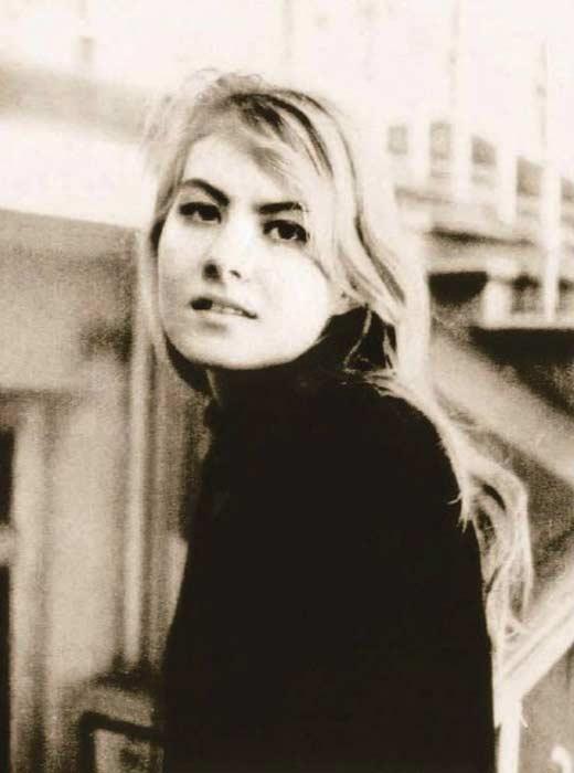 Рената Литвинова в молодости