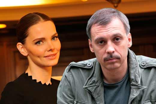 Елизавета Боярская и Сергей Чонишвили