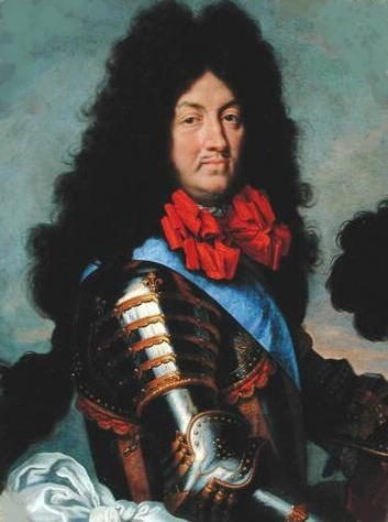 Людовик XIV 2