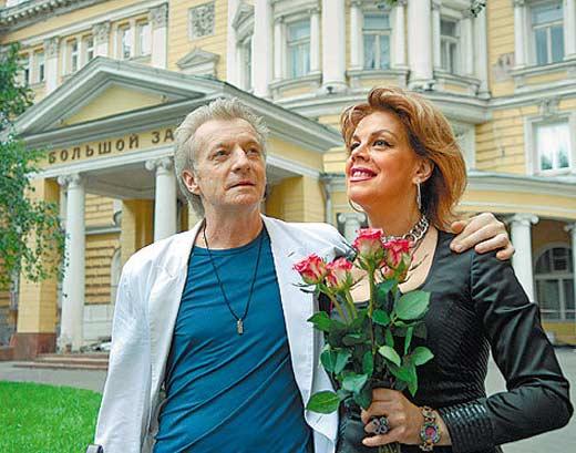 Любовь Казарновская и Роберт Росцик 2