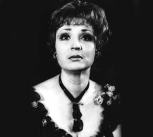 Людмила Исакова первая жена Игоря Старыгина