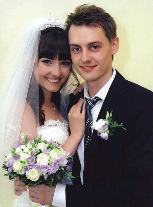 Валентина Лукащук и Вячеслав Разиньков