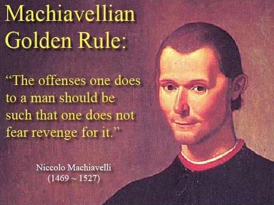 Никколо Макиавелли 2