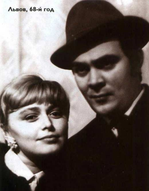 Муслим Магомаев и Людмила Карева