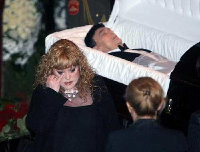 похороны Муслима Магомаева