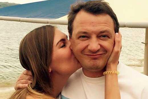 Марат Башаров и Елизавета Шевыркова 2