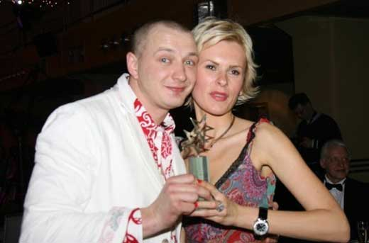 Марат Башаров и Елизавета Круцко 1
