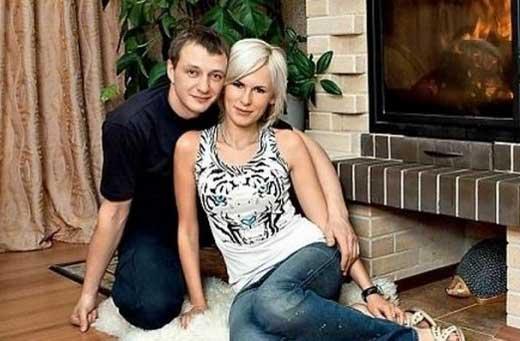 Марат Башаров и Елизавета Круцко 2