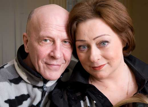 Мария Аронова и Евгений Фомин 1