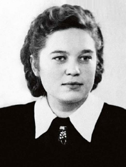 Мария Ивановна Шумская