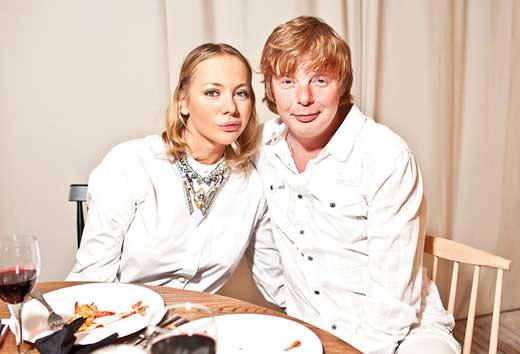 Андрей Григорьев-Апполонов и Мария Лопатова