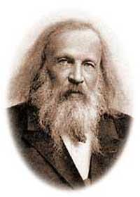 Дмитрий Иванович Менделеев