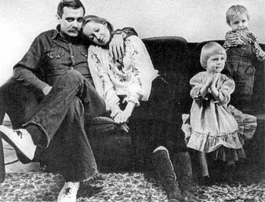 Никита Михалков и жена Татьяна 3