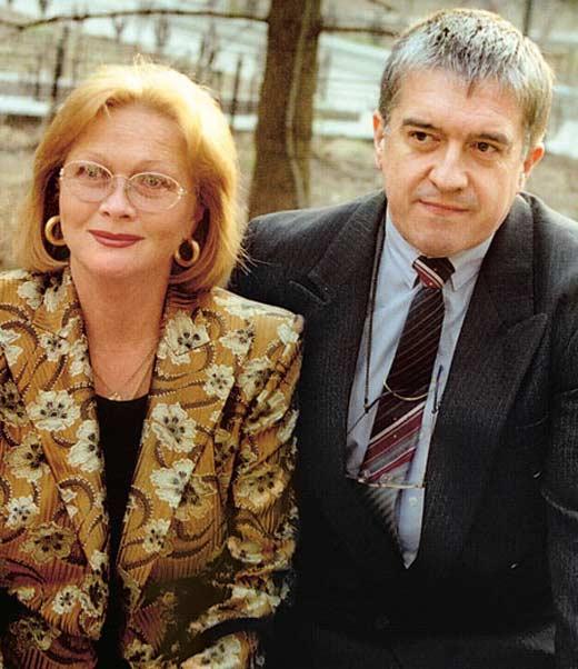 Наталья Гундарева и Михаил Филиппов 2