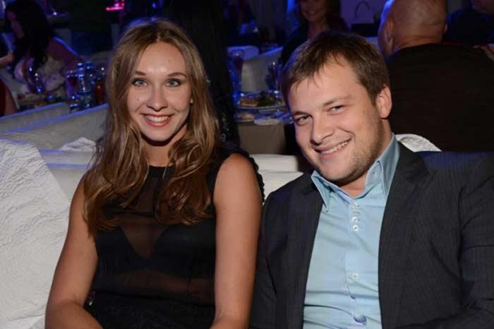 Наталья Ищенко и Сергей Аникин