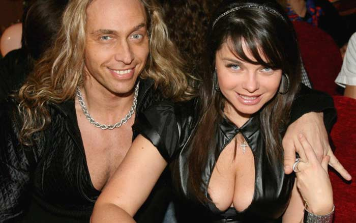 Наташа Королева и Сергей Глушко 2