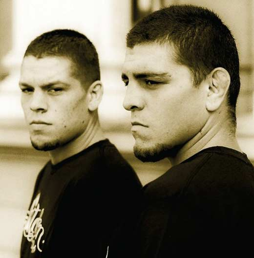 Братья Нейт и Ник Диас
