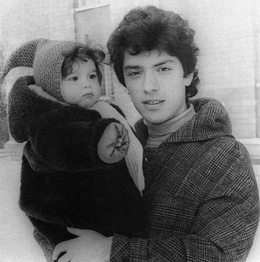 Немцов с дочерью Жанной