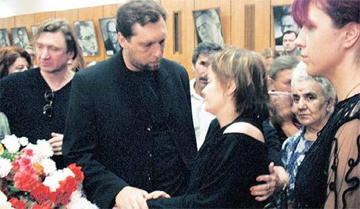 Ольга Свиридова и любовница Абдулова Ольга
