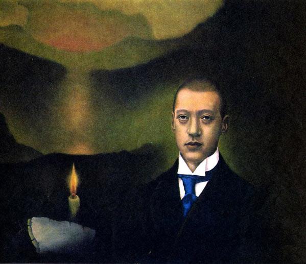 Николай Гумилев 2