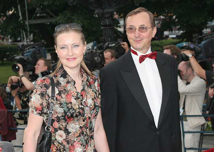 Николай Бурляев и Инга Шатова