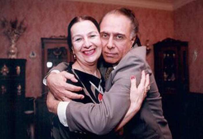 Николай Сличенко и Тамила Агамирова 2