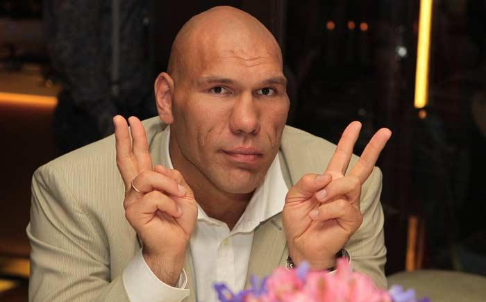Николай Валуев 4