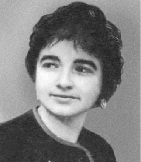 Нина Будённая вторая жена Михаила Державина