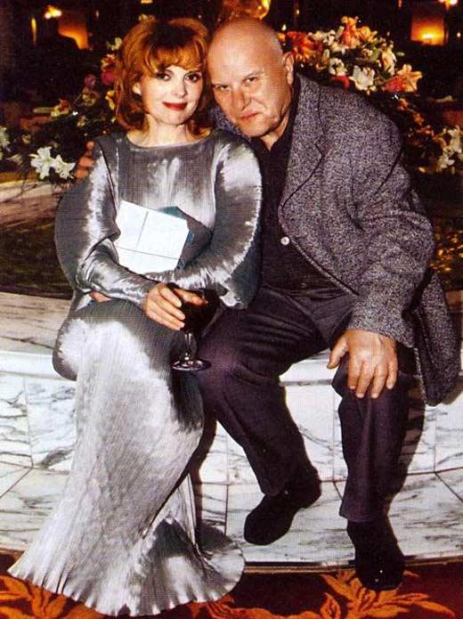 Клара Новикова и Юрий Зерчанинов