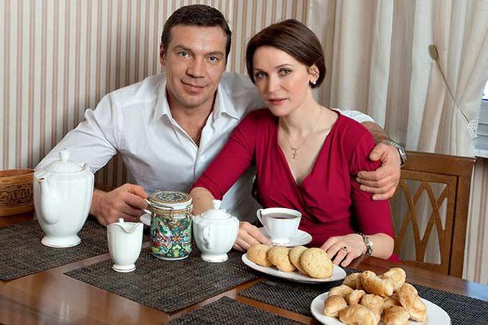 Олег Чернов и Марина Блейк