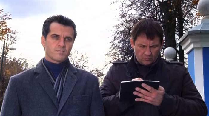 Олег Харитонов в сериале Паутина