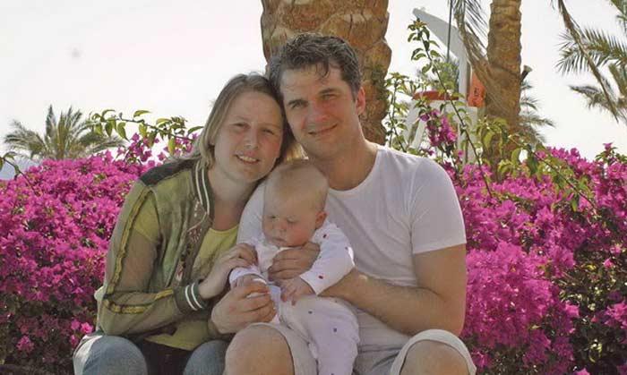 Олег Харитонов и жена Светлана 2