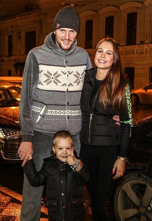 Олег Иванов с женой 2