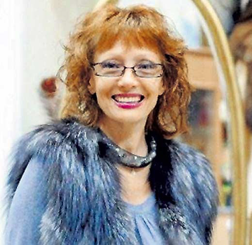 Ольга Зарубина вторая жена Александра Малинина