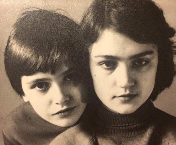 Ольга и Наталья Сумские
