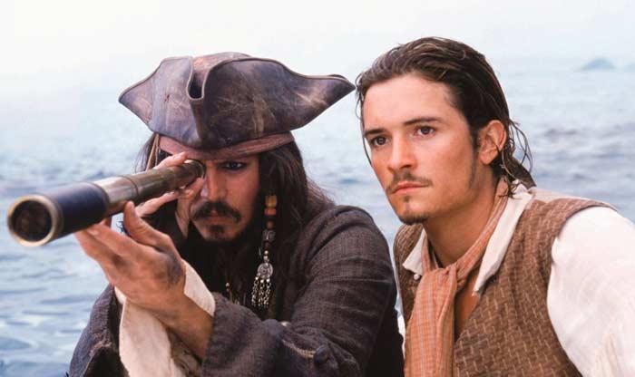 Орландо Блум Пираты Карибского моря