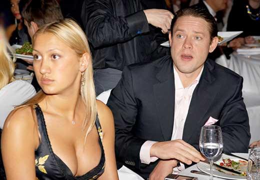 Павел Буре и Алина Хасанова 2