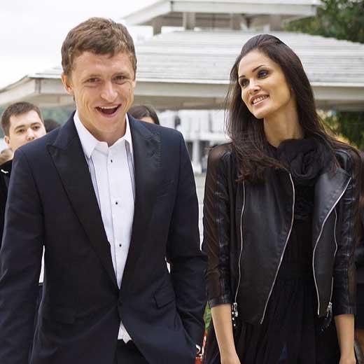 Павел Мамаев и Алана